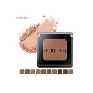 Матовые моно-тени для век Secret Key Fitting Forever Single Shadow #06 Shade