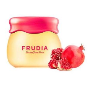 Бальзам для губ с экстрактом граната Frudia Pomegranate Honey 3 in 1 Lip Balm